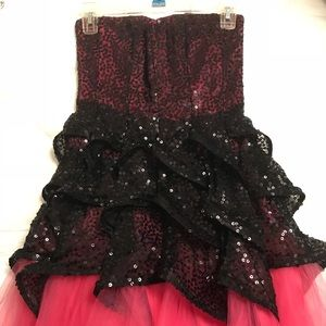 Sugar and Spice Betsy Johnson Party Dress